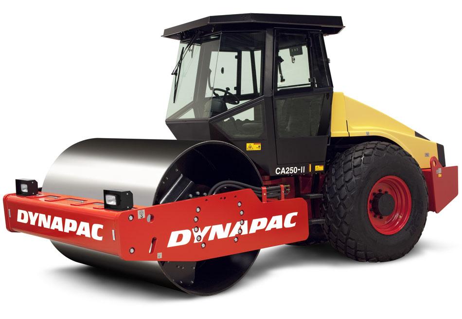 DYNAPAC CA250 PDF