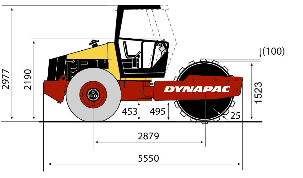 CA250D PD_2013_side ca250 \u2022 dynapac fayat group dynapac ca250d wiring diagram at bayanpartner.co