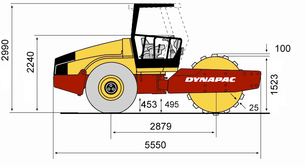 CA302PD_side ca302pd \u2022 dynapac fayat group dynapac ca250d wiring diagram at bayanpartner.co