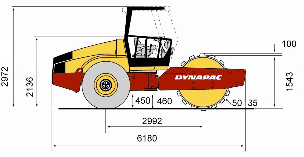 CA612PD_side ca612pd \u2022 dynapac fayat group dynapac ca250d wiring diagram at bayanpartner.co