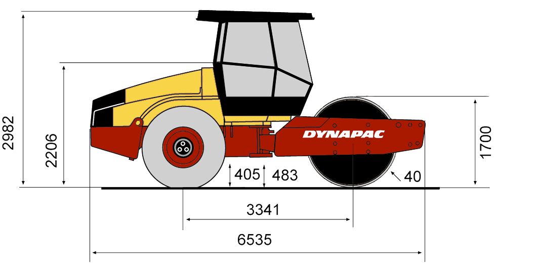 CA702D_side ca702d \u2022 dynapac fayat group dynapac ca250d wiring diagram at bayanpartner.co