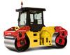 New tandem asphalt roller - CC384HF